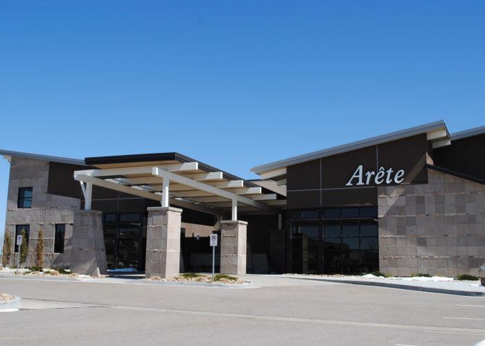 Commercial medical development - arete