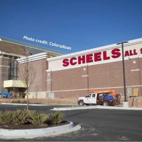 Scheels, Johnstown at 2534
