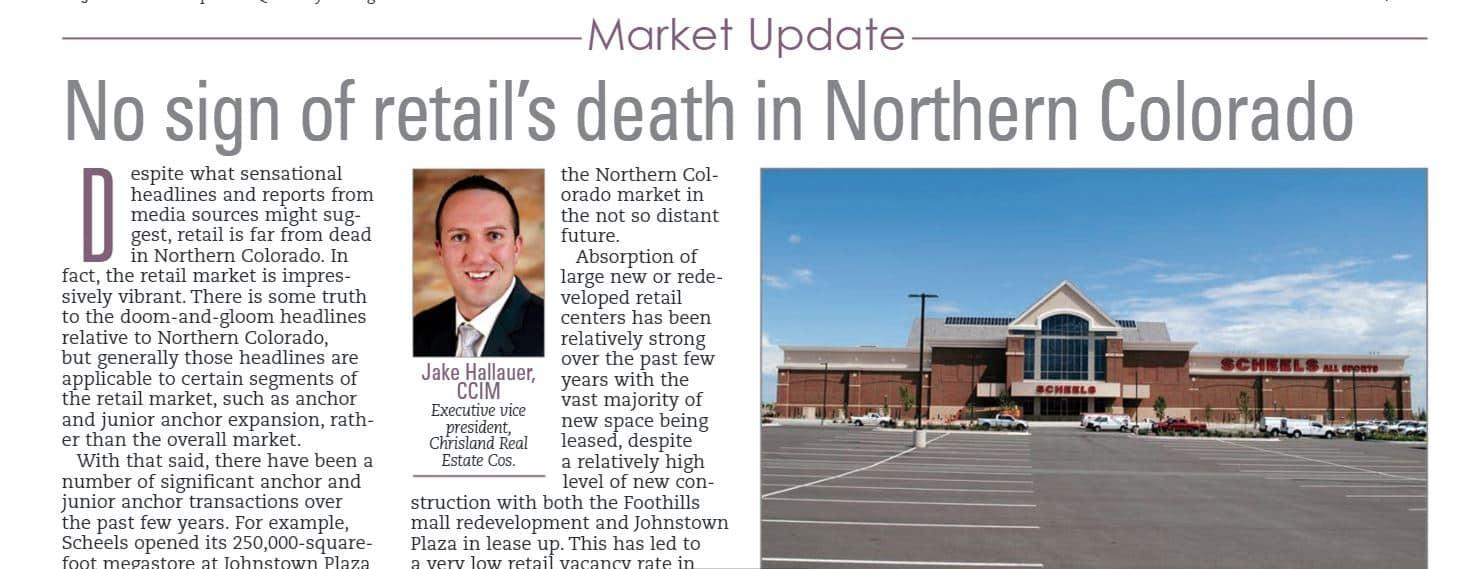 No Sign of Retail's Death in Northern Colorado