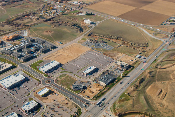 Commercial land for sale in Northern Colorado by Affinity Partners