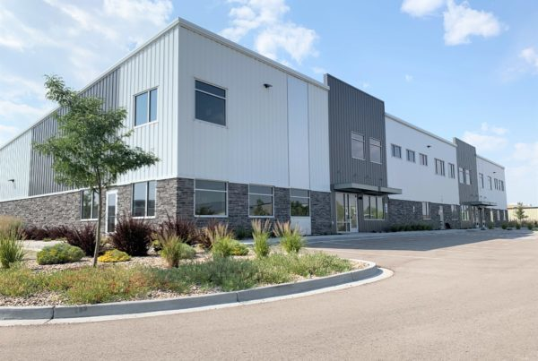 Flex Industrial space in Windsor, CO, by Affinity Partners