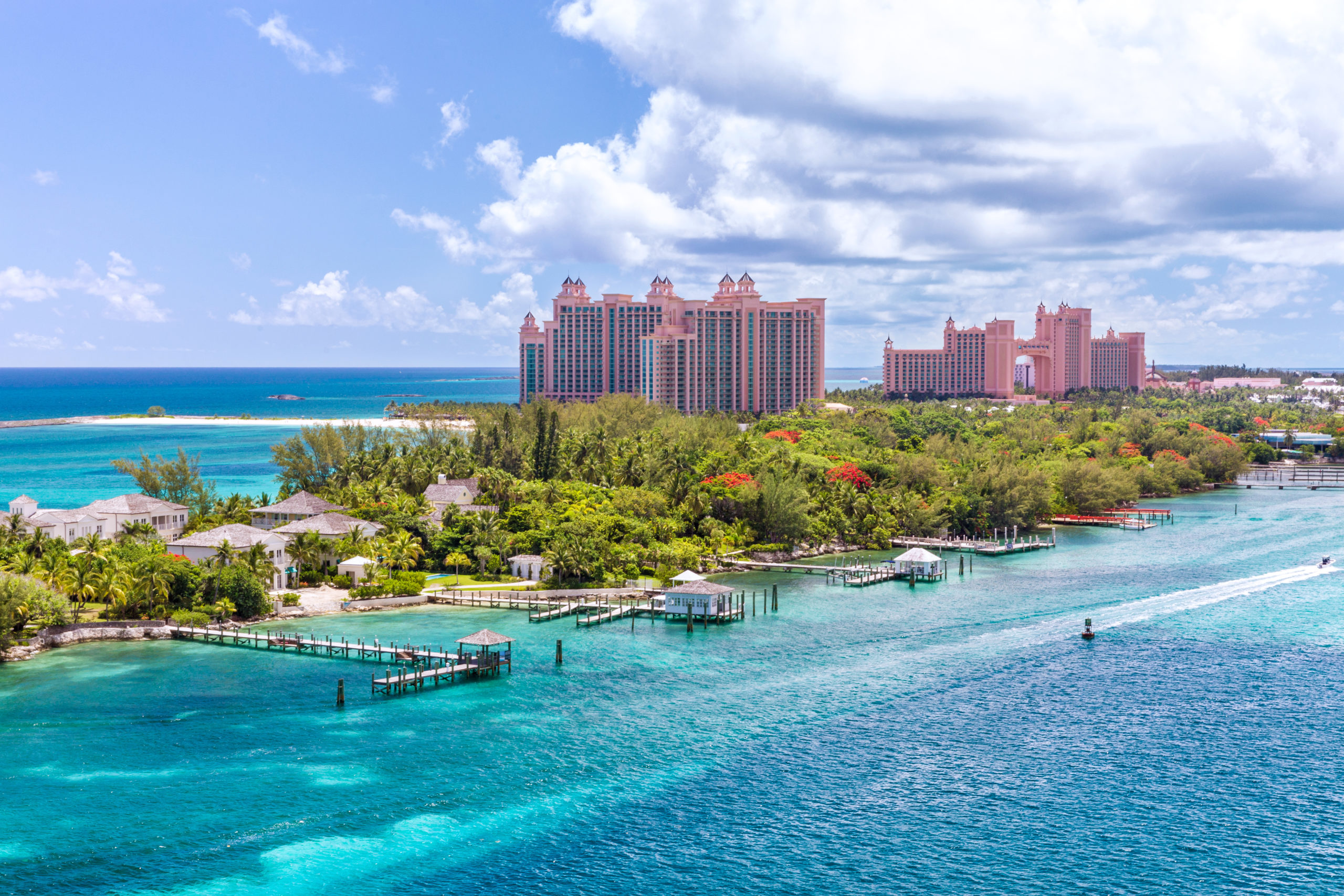 What's happening in… The Bahamas?