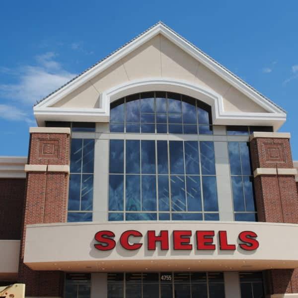 Scheels Building